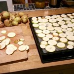 What to do with old variety pears ? Make a yummy snack